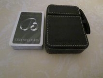 Bloomingdales Rare Vintage Playing Cards With Leather Case in Naperville, Illinois