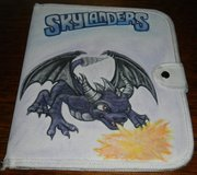 Hand Painted Spyro's Adventures Tablet Ipad Case 1 2 3 in Houston, Texas
