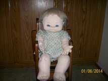 homemade doll in Fort Knox, Kentucky