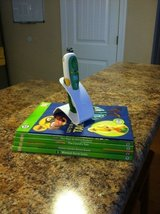 Leapfrog pen and books in Moody AFB, Georgia