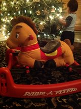 Radio flyer Soft And Bounce Horse in Naperville, Illinois