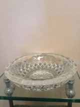 "Crystal Ashtray 7"" Diameter in Naperville, Illinois"
