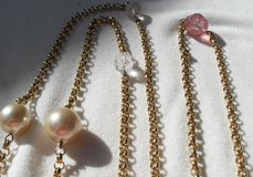 Exotic LONG Vintage Necklace Interesting in Kingwood, Texas
