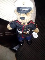 NWT Marine Corp. Dress Blue Uniform Bear in Camp Lejeune, North Carolina