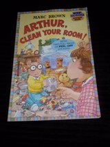 Arthur, Clean Your Room! in Camp Lejeune, North Carolina