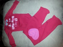 1st Valentine's Day outfit- 3-6 month in Shorewood, Illinois
