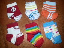 BabyLegs socks- 0-12 months in Shorewood, Illinois