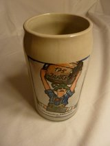 October Fest Mug / Stein 1985 in Ramstein, Germany