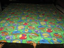 Handmade Sesame Street Blanket in Fort Bragg, North Carolina