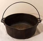 vtg and new cast iron and aluminum cookware in Fort Polk, Louisiana