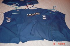 Menards Mens Work Vests (((3 left))) in Naperville, Illinois