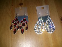 earrings with stones in The Woodlands, Texas