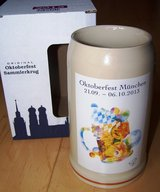 October Fest Stein 2013 Mug in Ramstein, Germany