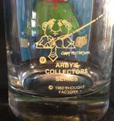 Arby's Pool Shark Glass 1982 in Lockport, Illinois