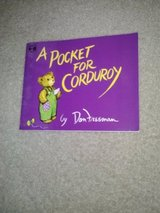 A Pocket For Corduroy book in Camp Lejeune, North Carolina