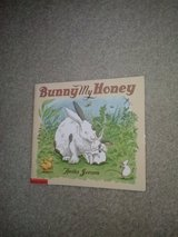 Bunny My Honey book in Camp Lejeune, North Carolina